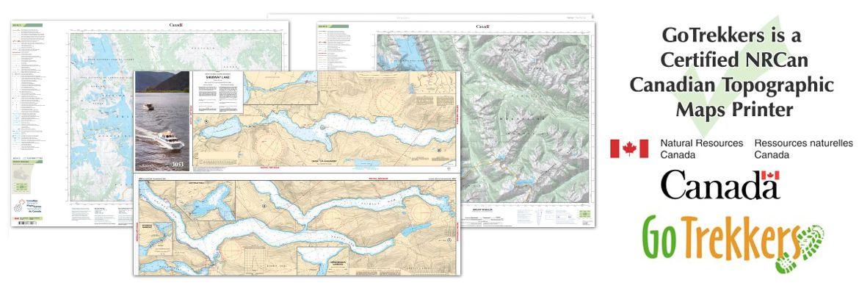 Cornwall Canada Map.Topographic Map Cornwall On Gotrekkers Topo Maps Charts